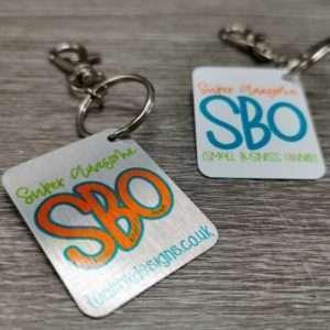 tealfoxdesigns.co.uk - SBO Keyrings