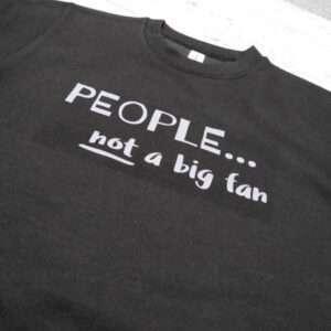 tealfoxdesigns.co.uk - people not a big fan sweat