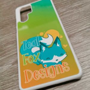 tealfoxdesigns.co.uk - phone case